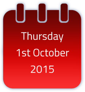 legal changes 1st October 2015