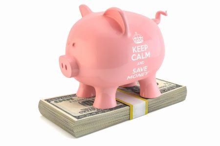 Piggy bank - fund a legal case