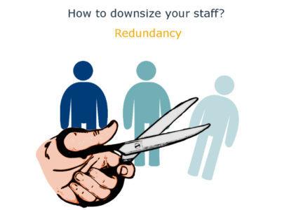 staff redundancy