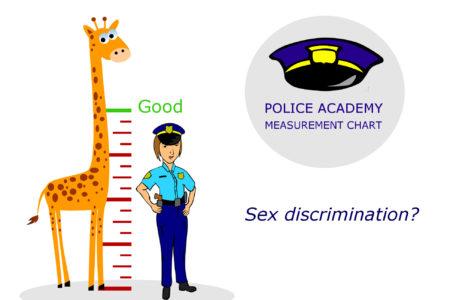 sex discrimination police employment law