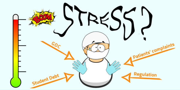 stress in the dental profession