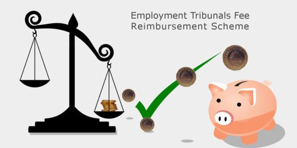 Employment Tribunals fee reimbursement scheme piggy bank