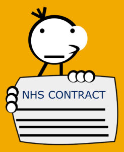 nhs contract