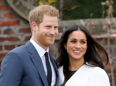 prince charming Harry and Meghan Markle