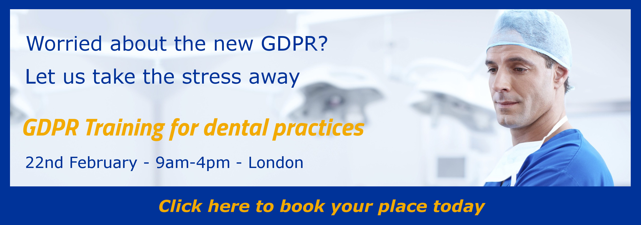 GDPR Training for Dental Practices