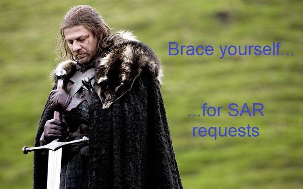 SAR requests